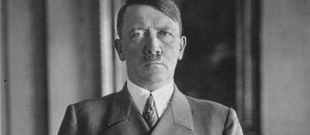 Hitler-mustata